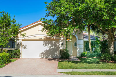 Port Saint Lucie Single Family Home For Sale: 7160 Maidstone Drive