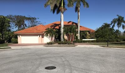Boca Raton Single Family Home For Sale: 17744 Southwick Way