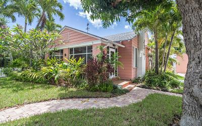 West Palm Beach Single Family Home For Sale: 306 Vallette Way