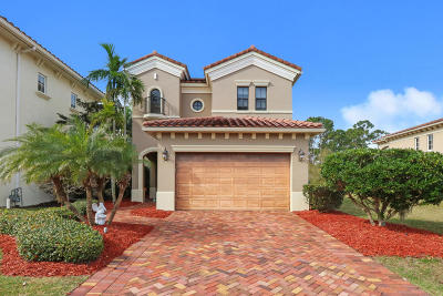 Port Saint Lucie Single Family Home For Sale: 117 SE Via Sangro