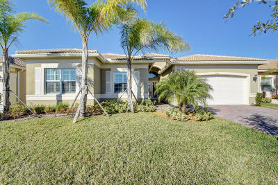 Boynton Beach Single Family Home For Sale: 8211 Green Mountain Road