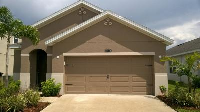 Saint Lucie County Single Family Home Contingent