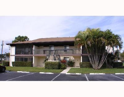 Jupiter Condo Contingent: 6314 Chasewood Drive #C