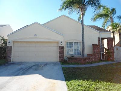 Boca Raton Single Family Home For Sale: 8588 Floralwood Drive
