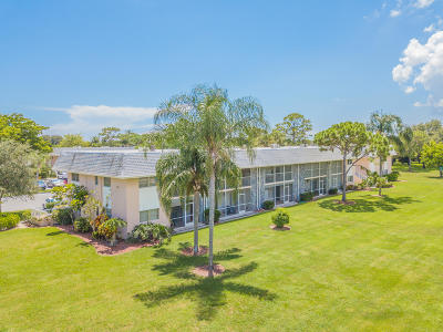 Tequesta Condo Contingent: 18081 SE Country Club Drive #12