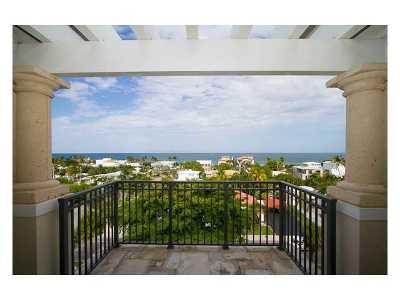 Fort Lauderdale Rental For Rent: 2409 Ocean Boulevard #726