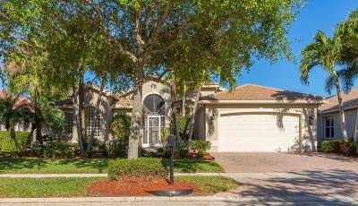 Lake Worth Single Family Home For Sale: 7697 Royale River Lane