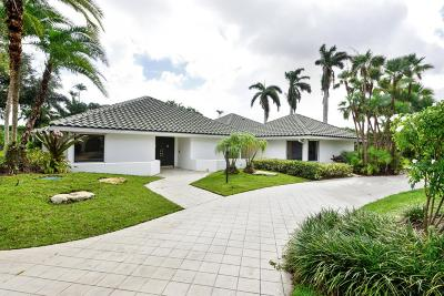 Boynton Beach Single Family Home For Sale: 10411 Prestwick Road