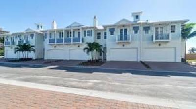 Juno Beach Townhouse For Sale: 142 Ocean Breeze Drive
