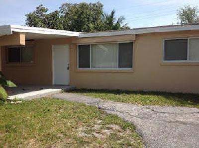 Palm Beach Gardens Single Family Home For Sale: 4428 Mary Circle