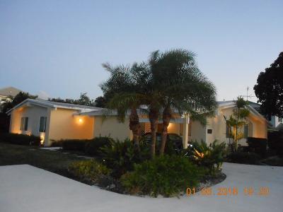 West Palm Beach Single Family Home For Sale: 6800 Washington Road