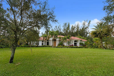 West Palm Beach Single Family Home For Sale: 13050 89th Place
