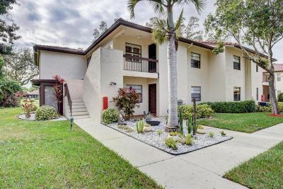 Boca Raton Condo For Sale: 21703 Tall Palm Circle #B