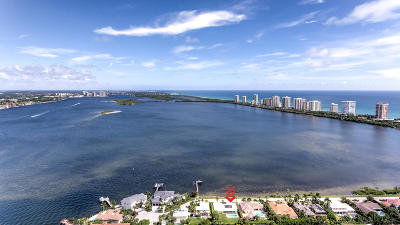 Singer Island Residential Lots & Land For Sale: 1041 Pine Point Road