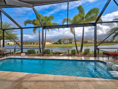 Royal Palm Beach Single Family Home For Sale: 2868 Bellarosa Circle