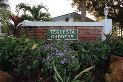 Tequesta Condo For Sale: 1 Garden Street #208l