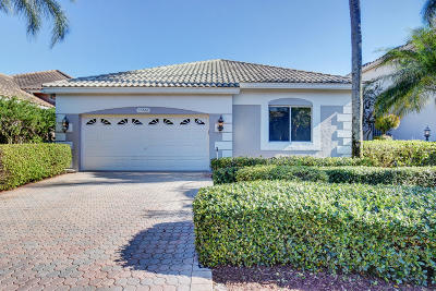 Single Family Home For Sale: 17260 Grand Bay Drive