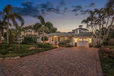 Delray Beach Single Family Home For Sale: 124 Bonnie Briar Lane
