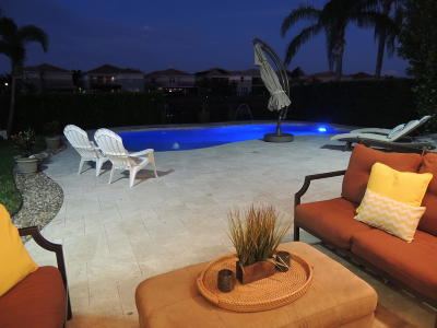 Boynton Beach Single Family Home For Sale: 8272 Emerald Winds Circle