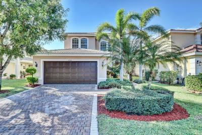Boynton Beach Single Family Home Contingent: 10355 Gentlewood Forest Drive