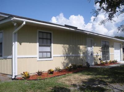 Port Saint Lucie Single Family Home For Sale: 1792 SW Morelia Lane