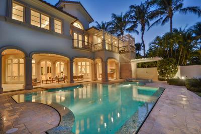 Boca Raton FL Single Family Home For Sale: $5,350,000