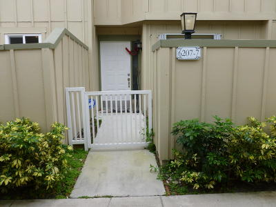Townhouse Sold: 6207 Riverwalk Lane #7