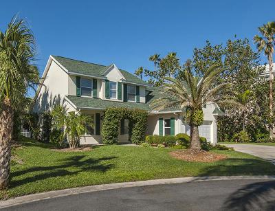 Vero Beach Single Family Home For Sale: 1315 Poseidon Point