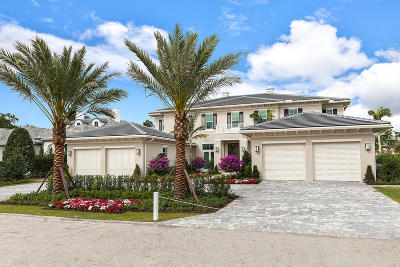 Boca Raton Single Family Home For Sale: 1779 Sabal Palm Drive