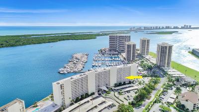 North Palm Beach Condo For Sale: 120 Lakeshore Drive #536