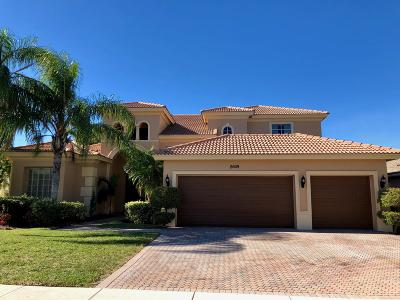 Royal Palm Beach Single Family Home For Sale: 2609 Arbor Lane