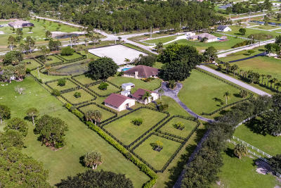 Palm Beach County Single Family Home For Sale: 17541 Shetland Lane