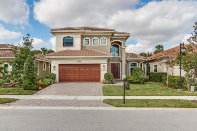 Parkland Single Family Home For Sale: 8241 Canopy Terrace