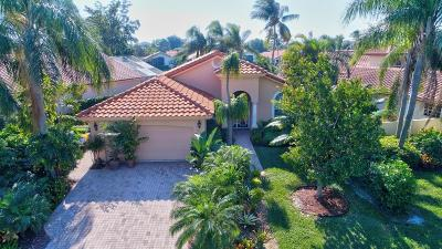 Delray Beach Single Family Home For Sale: 5240 Casa Real Drive