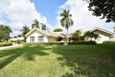 Boca Raton Single Family Home For Sale: 17854 Foxborough Lane