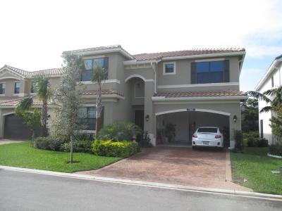 Delray Beach Single Family Home For Sale: 13685 Moss Agate Avenue