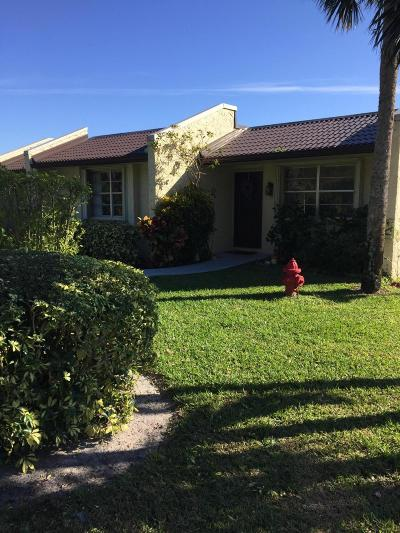 West Palm Beach Single Family Home For Sale: 248 Lake Constance Drive