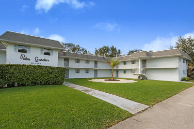 Palm Beach Gardens Condo For Sale: 10249 Military Trail #107