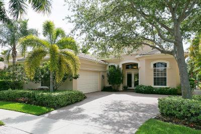 Palm Beach Gardens Single Family Home For Sale: 340 Vizcaya Drive
