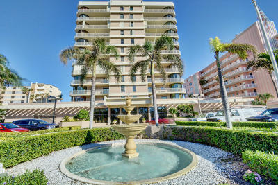 Highland Beach Condo For Sale