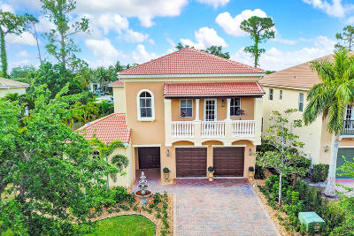 West Palm Beach Single Family Home For Sale: 9135 Nugent Trail