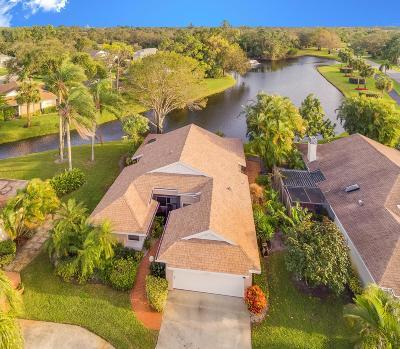 Palm Beach Gardens Single Family Home For Sale: 13130 Bonnette Drive