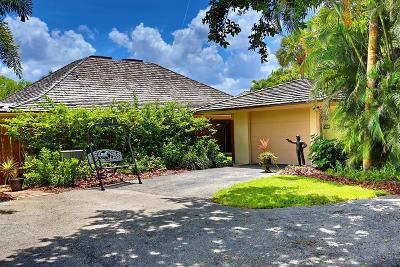 Wellington Single Family Home For Sale: 2124 Wightman Drive