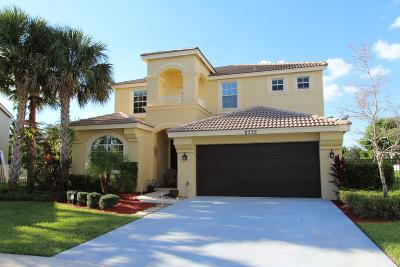 Royal Palm Beach Single Family Home Contingent: 2775 Willow Way