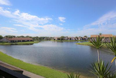 Boca Raton Condo For Sale: 8535 Boca Glades Boulevard W #E