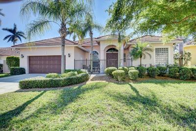 Delray Beach Single Family Home For Sale: 960 Greensward Lane
