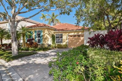 Palm Beach Gardens Single Family Home For Sale: 3 Via Aurelia