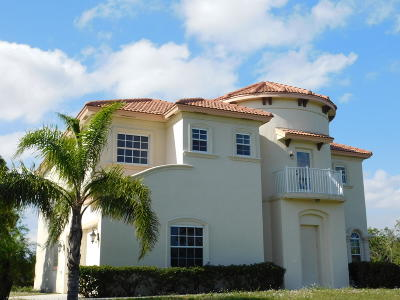 Palm Beach Country Estates Single Family Home For Sale: 16383 73rd Terrace