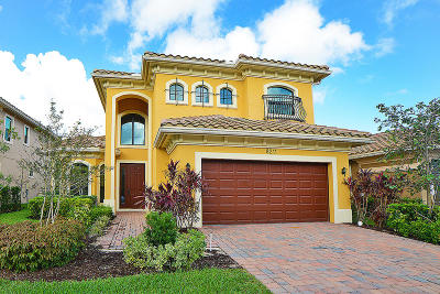 Parkland Single Family Home For Sale: 8211 Canopy Terrace