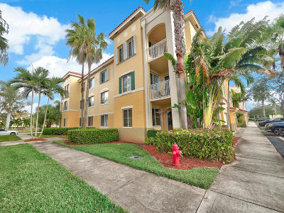 Palm Beach Gardens Condo For Sale: 11014 Legacy Drive #301